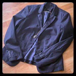 💋 RW & Co Navy Blue EUC blazer